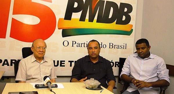Com João Alberto e  Roberto Costa, Fábio tem potencial de crescimento