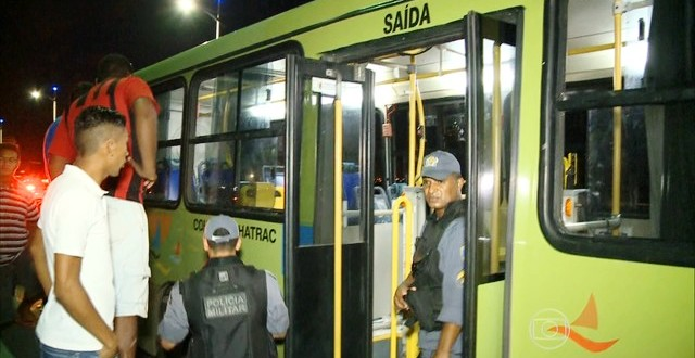 Assaltos já resultaram em mortes em coletivos neste ano em São Luís