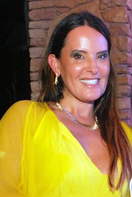 Paulinha, na campanha do ano passado: carisma