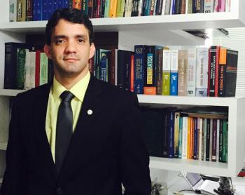 Thiago Diaz aceitou ir ao debate