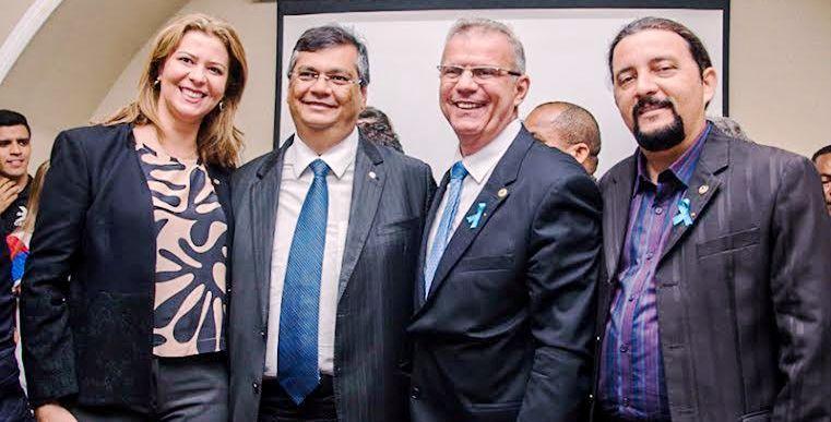 Verde, com Valeria Macedo, Flávio Dino e Sérgio Frota