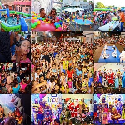 Flashs do dia na Vila Luizão; Andrea mostra felicidade