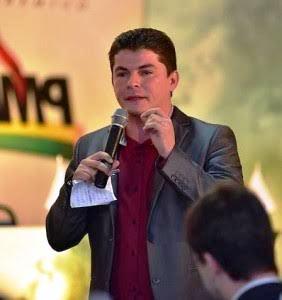 Assis Filho: mas jovem presidente da FUG-PMDB