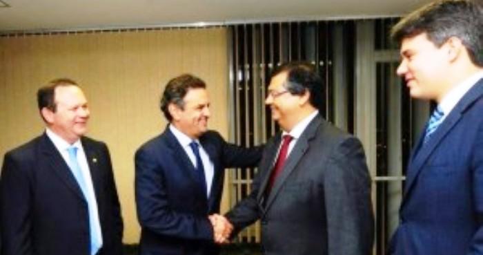 Flávio Dino e seus aliados do PSDB: todos golpistas?!?