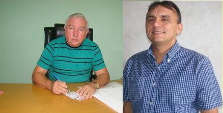 Rovélio e Rogério Garcia: o líder e o fiel da balança
