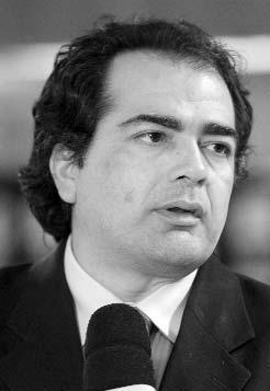 """Marcos Lobo: """"não há motivos para a juíza temer"""""""