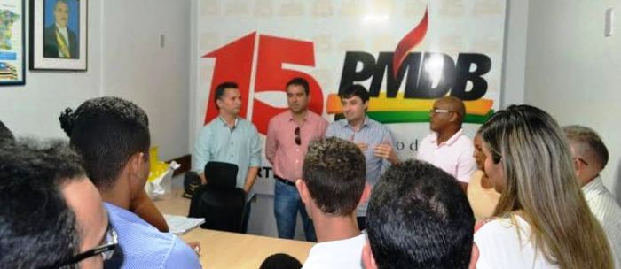 André Campos destacou o fortalecimento do PMDB