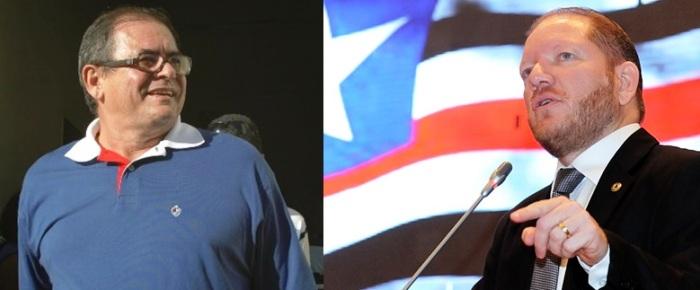 Humberto e Othelino: reconhecimento pelo bom trabalho na AL