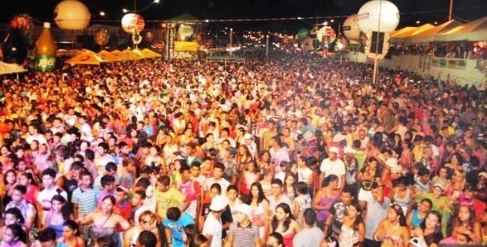 Festa no interior financiada com dinheiro público; fim da farra
