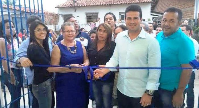 Gil Cutrim e outras lideranças do município inauguraram o Conselho das Vilas.