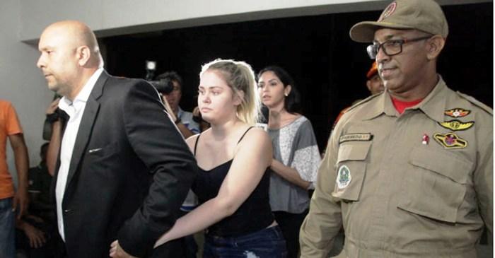 Sérgio Muniz resolveu a vida de foragida de Lidiane Leite; mas está fora da causa
