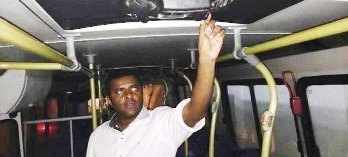 Usuário de ônibus praticamente toda a vida, Fábio Câmara sabe que reajustes independem de conforto