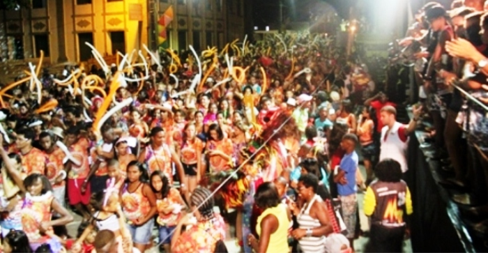 População aprovou no carnaval do ano passado; e será melhor ainda em 2016