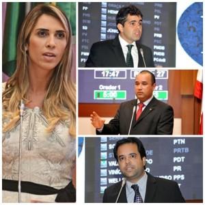 Andrea se rearticula com Roberto; Adriano e Edilázio terão que rediscutir blocos