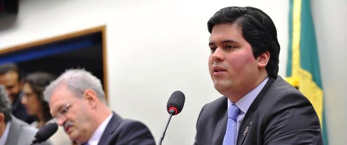 André Fuuca tem se destacado em seu primeiro mandato na Câmara Federal