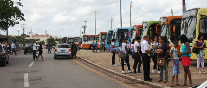 As greves são ameaças constantes em um setor marcado pelo caos