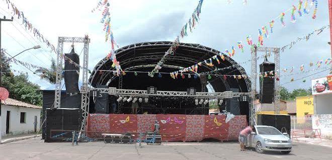 ...E o palco reunirá as principais atrações do interior maranhense
