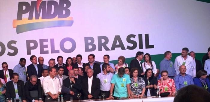 Fábio Câmara apresentado enre as lideranças nacionais e pré-candidatos a prefeito