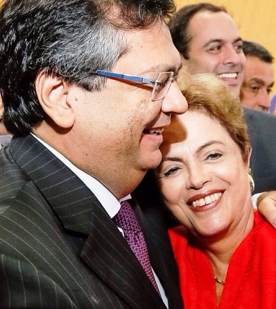 Dino é o contraponto ás decisões judiciais contra Dilma