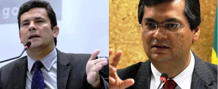 Decisão de Sérgio Moro foi duramente criticada por Flávio Dino