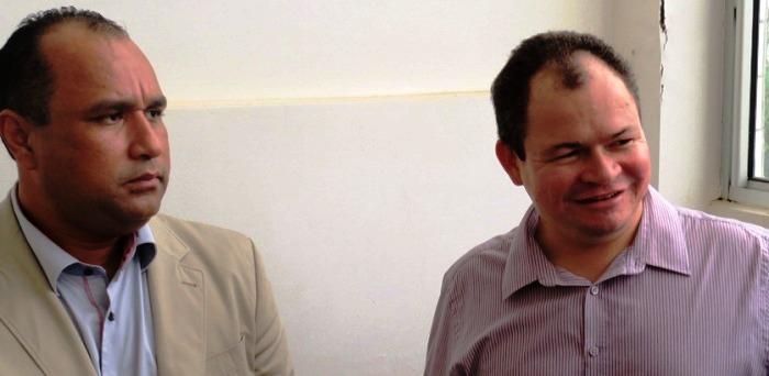 Roberto será o vice e Rafael o presidente da CCJ...