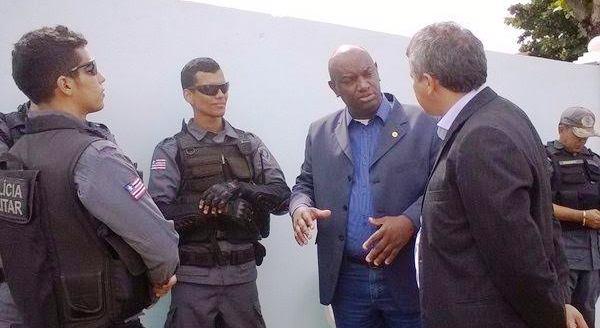 """Jardim, o PM """"afrontado"""" e o Cabo Campos como mediador: """"coincidência"""" fabricada..."""