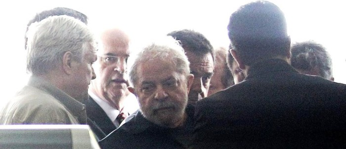 A condução de Lula teve repercussão negativa entre chefes de estado