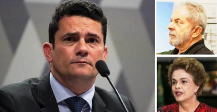 Agora é hora de tomar a decisão, juiz Moro: contra Lula e contra Dilma...