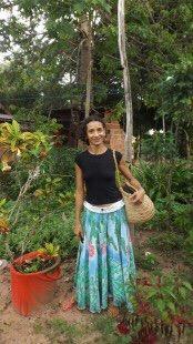 A professora Lúcia Duarte: morte na BR