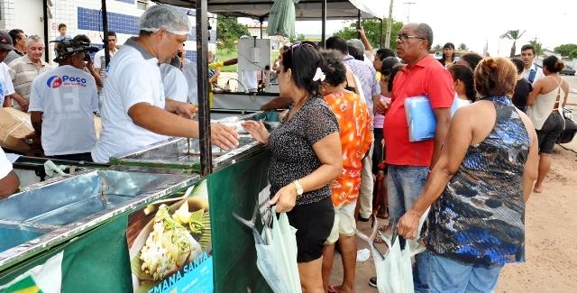 Moradores de Paço poderão comprar pescados com 30% de desconto na Semana Santa