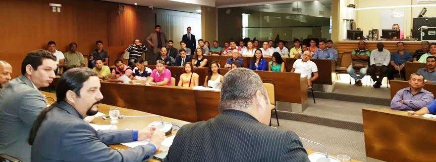 Júnior Verde comandou as reuniões do PRCB em São Luís..