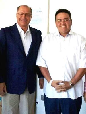 Com Alckimin no PSB, Rocha pode ser uma terceira via