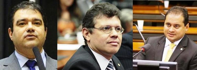 João Marcelo, Junior Marreca e Weverton Rocha atuarão no impeachment
