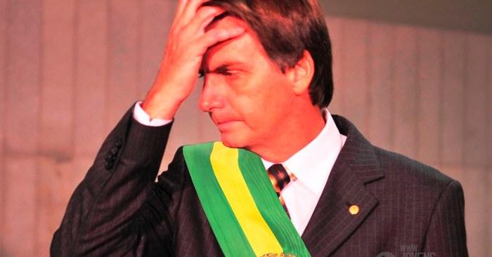 para jovens religiosos tolos das periferias, Bolsonaro é o ideal de presidente; mas ele não sabem nem o que pensam...