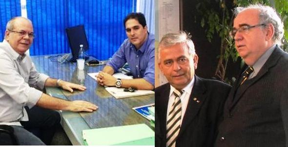 no DNIT, saiu indicado de Hildo Rocha e entrou indicado de Pedro Fernandes...
