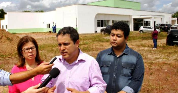 Edivaldo aposta em ações de Saúde e Urbanismo na Zona Rural, mas tem qu vencer a rejeição do eleitor