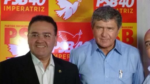 Aliança entre Roberto Rocha e Ildon Marques deixou a base do governo sem chão em Imperatriz