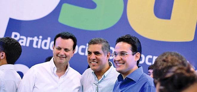 Consolidado no PSD, Alexandre Almeida também deve vencer em Timon