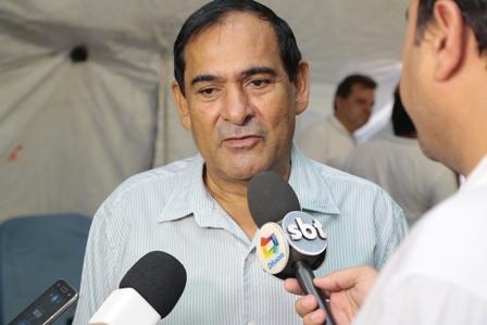 Prefeito Josemar, de Paço do Lumiar