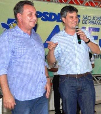 Luis Fernando ´apoio qualificado a Neto Evangelista