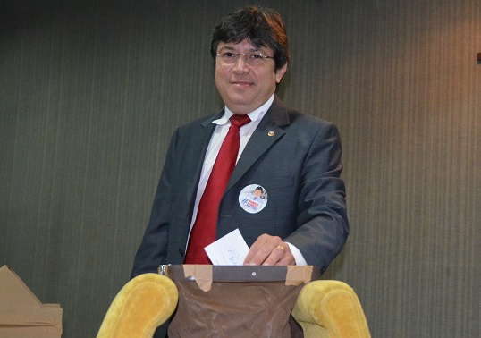 Marco Aurélio: fora da lista