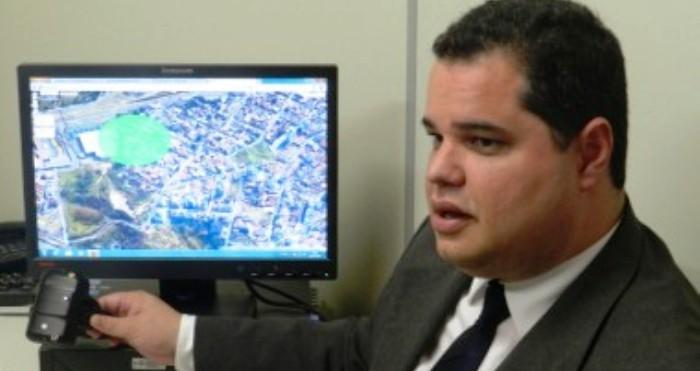 Murilo Andrade, titular da Sejap: estranhas ações por onde passou