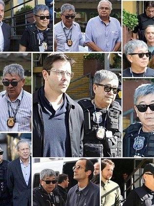 """O alto número de prisões deixou famoso o """"japonês da Federal"""""""