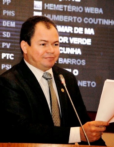 Rafael Leitoa em mais uma ação por Timon