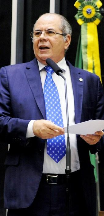 Rocha fez duro discurso contra Waldir Maranhão