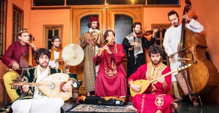 O grupo Yanqin Ensemble é uma das atrações do festival