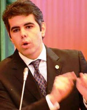 Adriano fala da aliança PV com Rosângela
