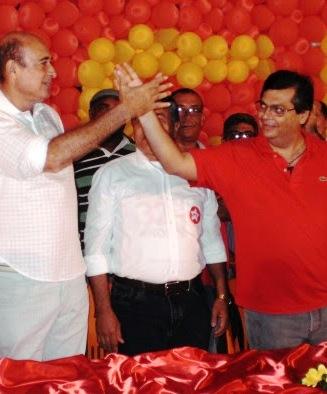 Para Ribamar Alves, parceria com Flávio Dino ficou só na campanha...