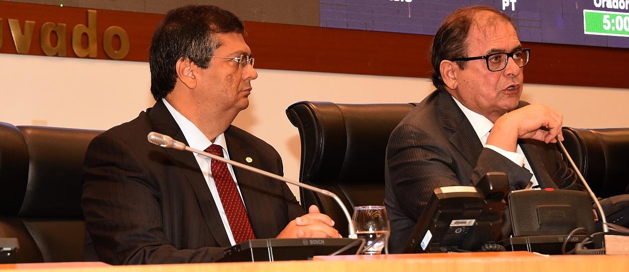 Umberto ainda se mantém aliado a Dino, mas mostra cada vez mais insatisfação com o governador