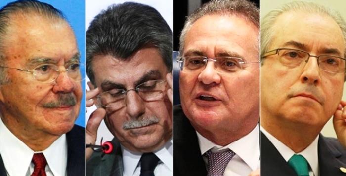 Os peemedebistas constrangidos por Rodrigo Janot: onde está o crime?